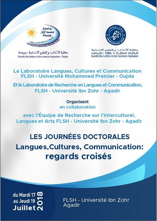 journées doctorales Larlanco-----17-19 juillet 2018