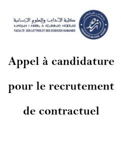 contractuel